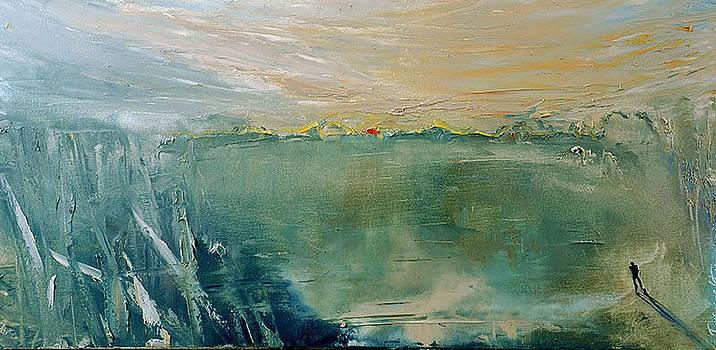 Bottomless lake by David Figielek
