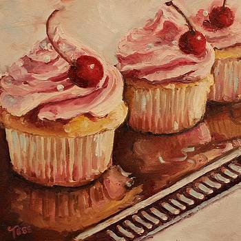 Bottoms Up Bakery Cupcakes by Tess Lehman