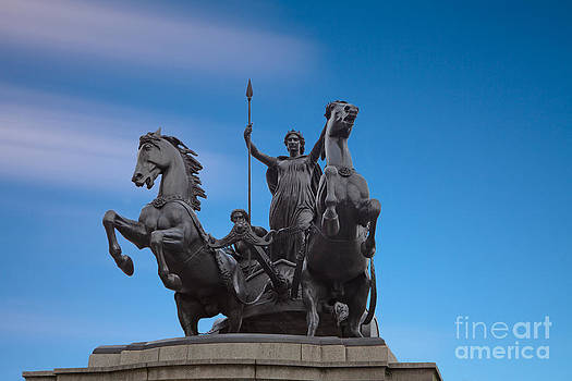 Boudicca by Pete Reynolds