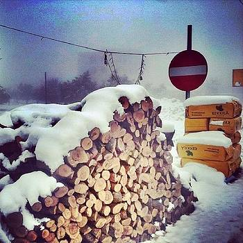 Bought Some Woods For The Fire! by Abdelrahman Alawwad