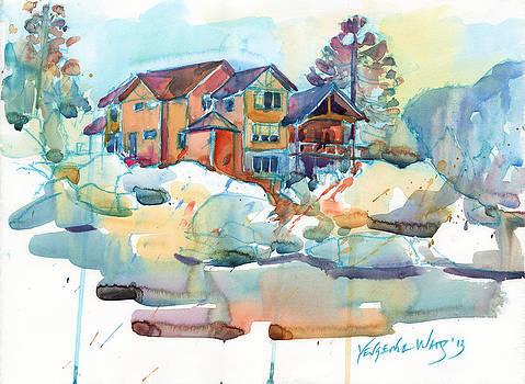 Boulder Bay by Yevgenia Watts