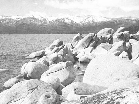 Frank Wilson - Boulder Shore on Lake Tahoe