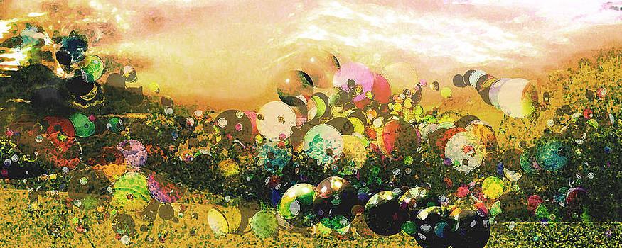 Bouncing Landscape by Robert St Clair