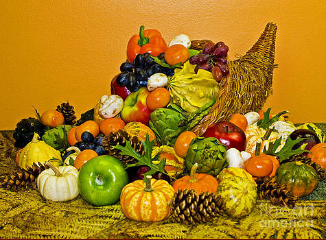 Valerie Fuqua - Bountiful Harvest