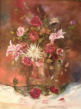 Irene Pomirchy - Bouquet