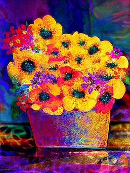 Bouquet of Sunshine by Mary Eichert
