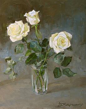 Bouquet by Victoria Kharchenko