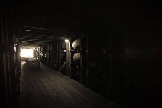Bourbon Barrel Row by Karen Varnas