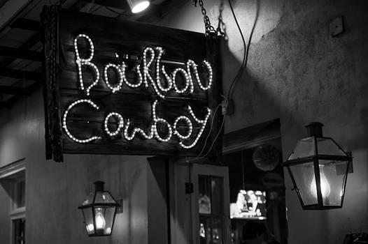 Bourbon Cowboy by Peter Verdnik