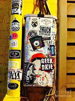 Bourbon Street Electric Box by WaLdEmAr BoRrErO