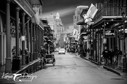 Bourbon Street by Karsun Designs Photography