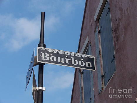 Bourbon Street by Kevin Croitz
