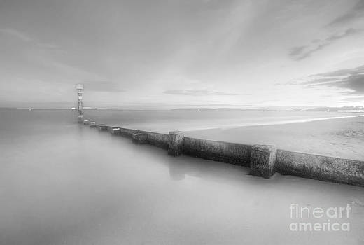 Yhun Suarez - Bournemouth Beach Sunset IR