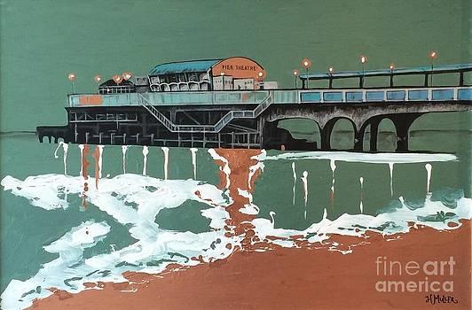 Bournemouth Pier by Harriet Muller