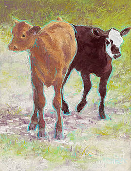 Bovine Buddies by Grace Goodson