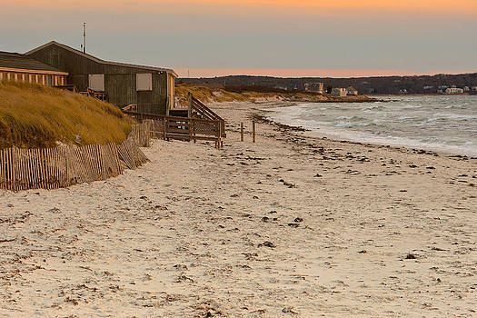 Bowerman Beach by Gail Maloney