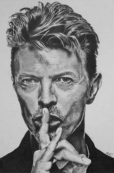 Bowie by Mike OConnell