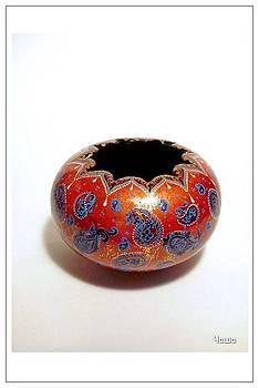 Bowl by Alexsandr Lovchikov