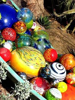 Bowl Full of Marbles by Emily Fidler