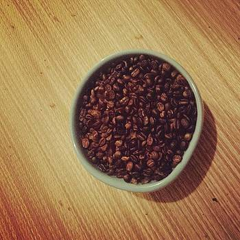 Bowl Of Coffee Beans #coffee #beans by Zarah Delrosario