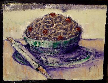 A Bowl of Good by Johanna Elik