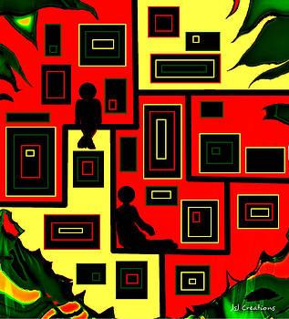 Boxed In by Jan Steadman-Jackson