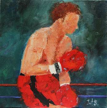 Boxer by Irit Bourla