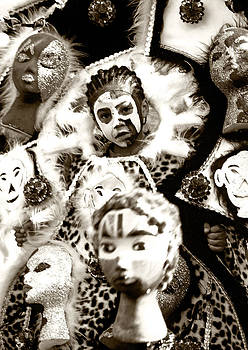 Stuart Brown - Boy in carnival