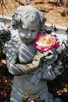 Ramunas Bruzas - Boy With A Flower