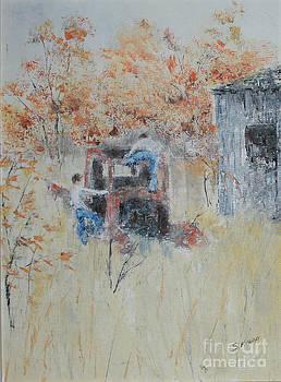 Boys on the Old Truck by Steve Knapp