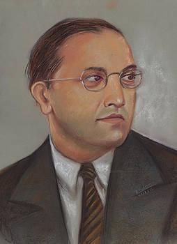 B.r.abedkar by Prakash Leuva