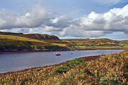 Bracadale Isle of Skye by Bel Menpes
