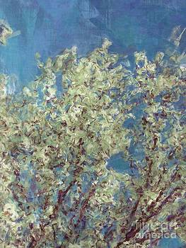 Bradford Pear Tree by Donna Bentley