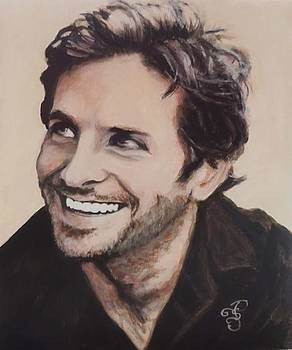 Bradley Cooper by Shirl Theis