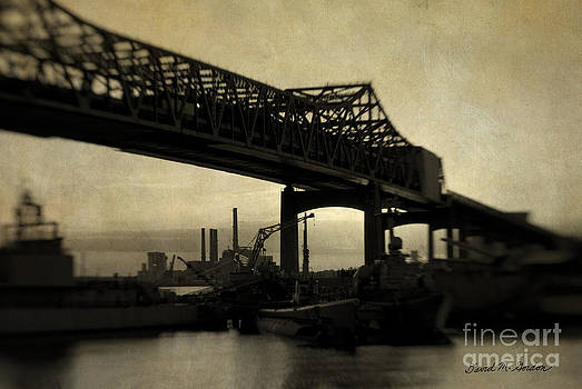 Dave Gordon - Braga Bridge Fall River MA
