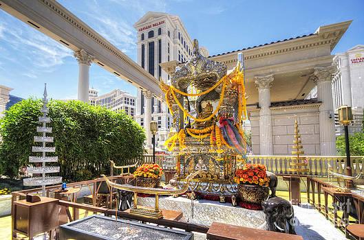 Yhun Suarez - Brahma Shrine at Caesars