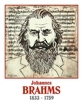 Brahms by Paul Helm