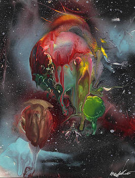 Brain Bleeding Planet by Mike Cicirelli