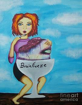 Brain Freeze by Kaila Hernandez