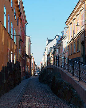 Evgeny Lutsko - Brannkyrkagatan 23 Stockholm