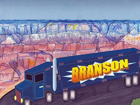 Jason Girard - Branson