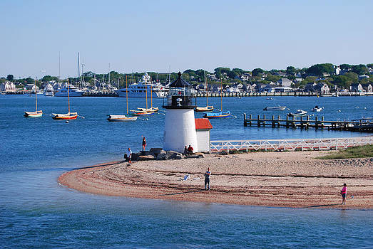 Brant Point  by Lorena Mahoney