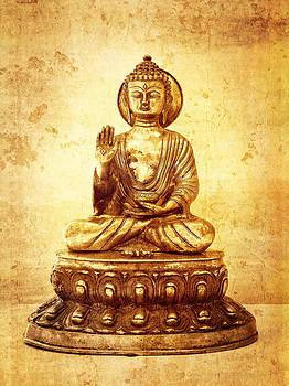 Stuart Brown - Brass Buddha # 1