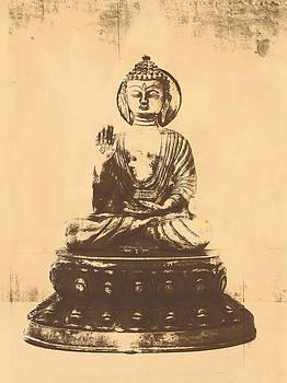 Stuart Brown - Brass Buddha # 3