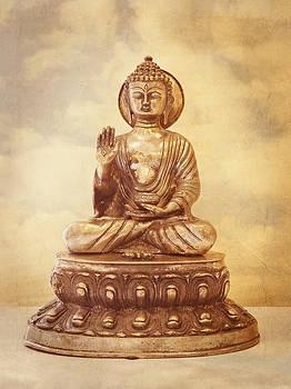 Stuart Brown - Brass Buddha # 2