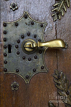 Charles Lupica - Brass Handle