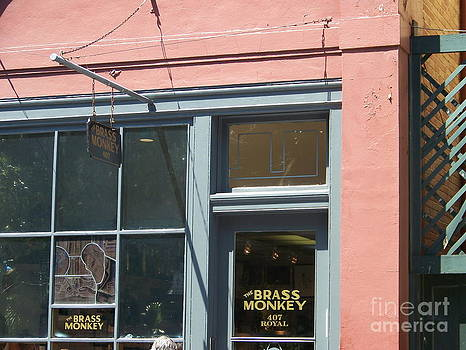 Brass Monkey by Kevin Croitz