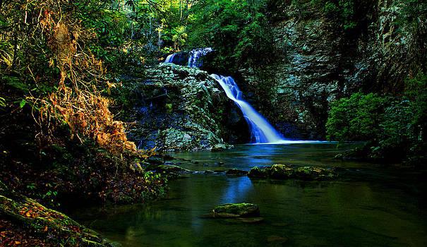 Matthew Winn - Brasstown Falls