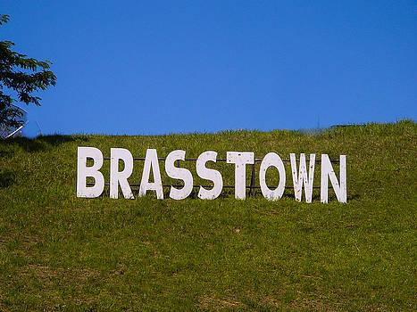 Brasstown USA by Robert J Andler