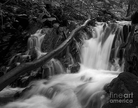 Brattleboro Waterfall 1 by Henry Ireland